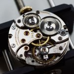 watch movement cleaned