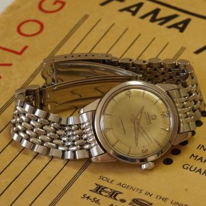 Omega Seamaster Beads of Rice