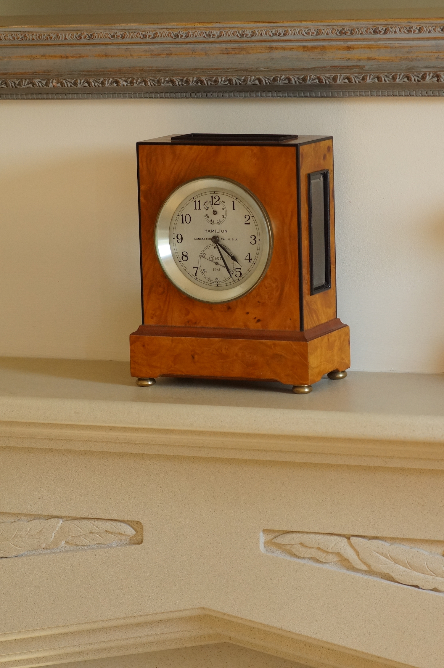 Hamilton Ship's Chronometer Type 21