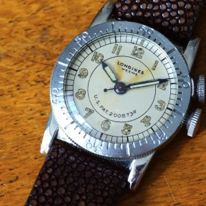 Longines Weems U.S Pilot Watch